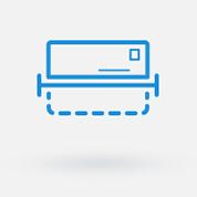 Boite Postale, Scan Enveloppe - courrier-des-expatries.com